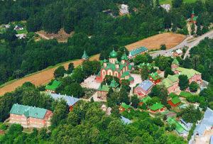 Дивеево монастырь официальный сайт. Московская область, святые источники