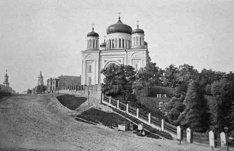 Андреевская церковь в киеве история