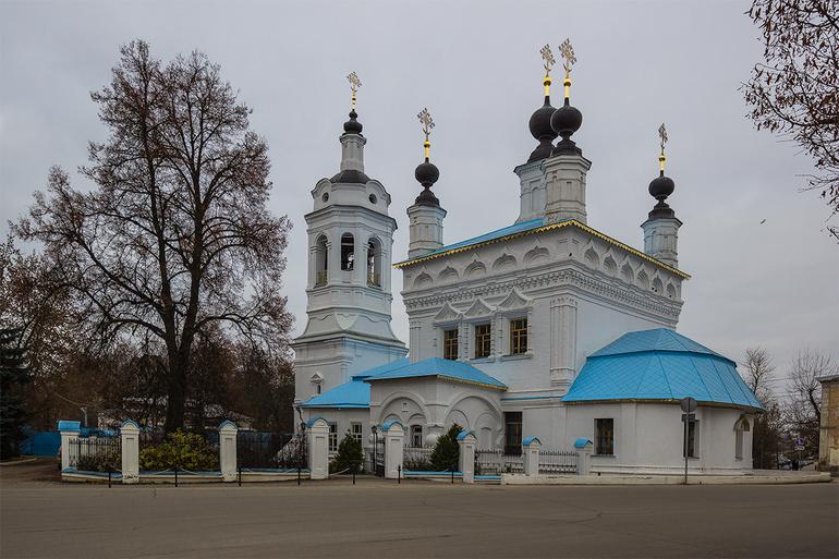 Архитектура города Борисов
