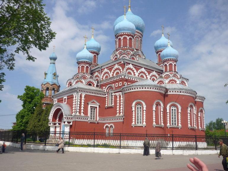 Церкви города Борисов