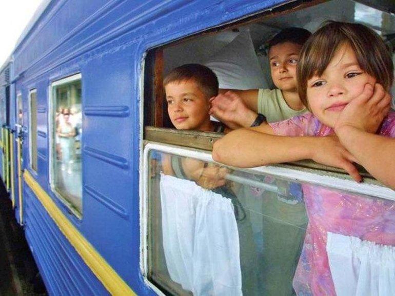 Детский билет на поезд цена ржд