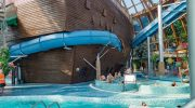 Крупнейшие детские аквапарки в Санкт-Петербурге