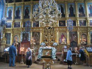 Храм Николая Угодника в Хамовниках: история православной святыни XVII века