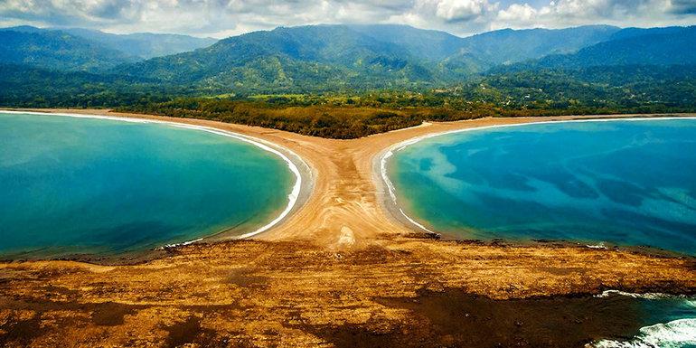 География страны Коста-Рики