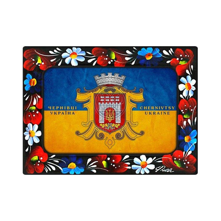 Герб города Черновцы