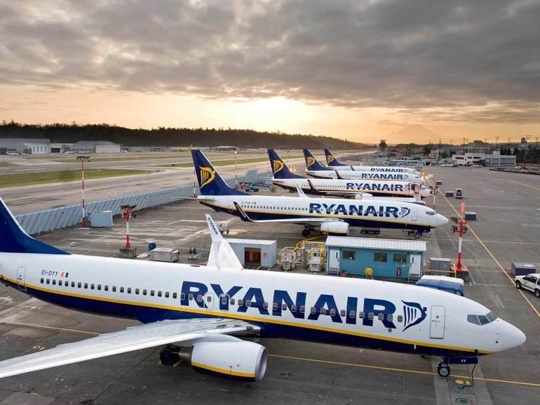 Ирландская компания Ryanair