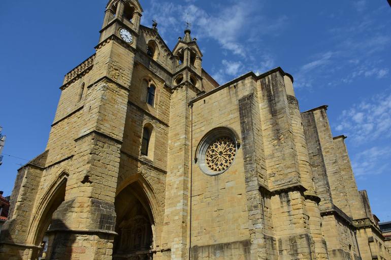 Кафедральный собор дель-Буэн-Пастор