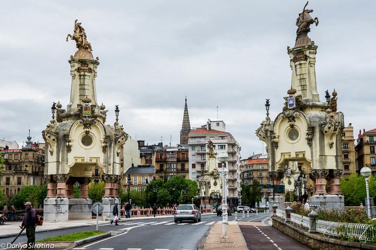 Какие достопримечательности Сан-Себастьяна наиболее популярные