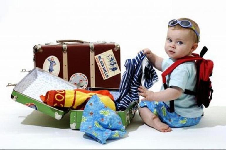 Какие вещи собрать на море с ребенком