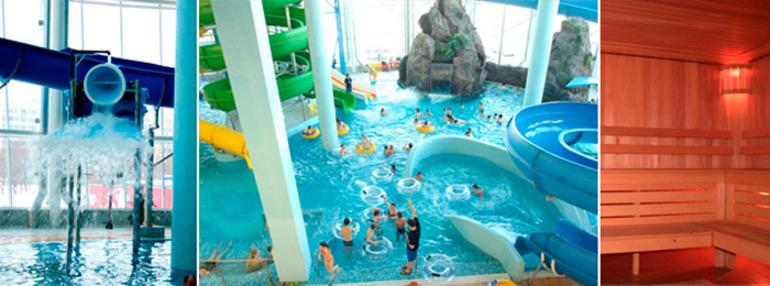 Какой аквапарк лучше в Санкт-Петербурге