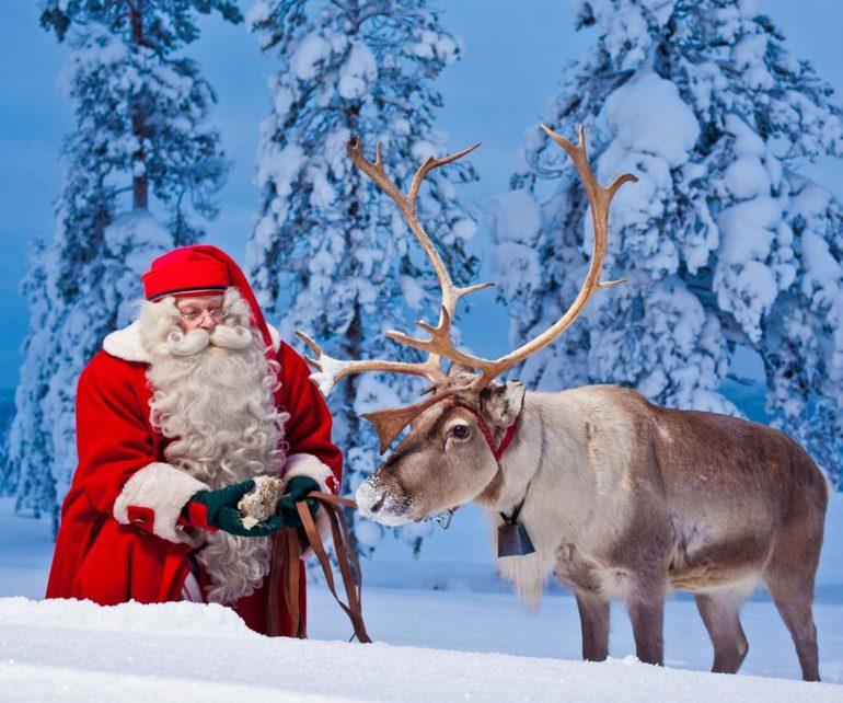 Коттеджи в финляндии на новый год
