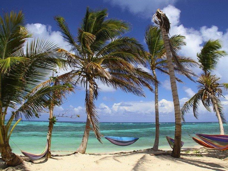 Кукурузный пляж никарагуа