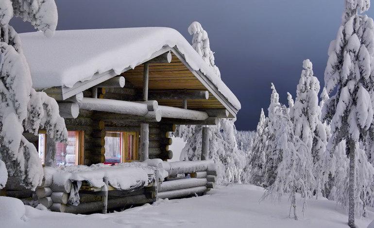 Лапландия финляндия туры на новый год