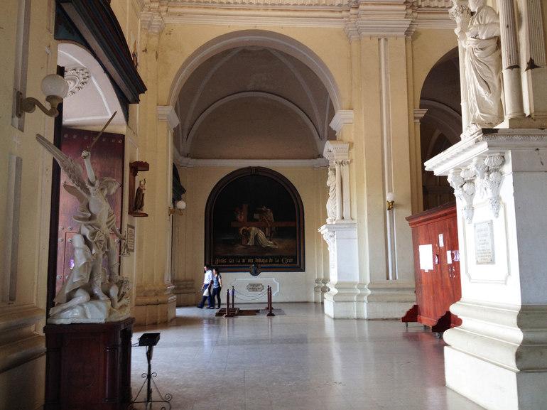 Леонская церковь никарагуа