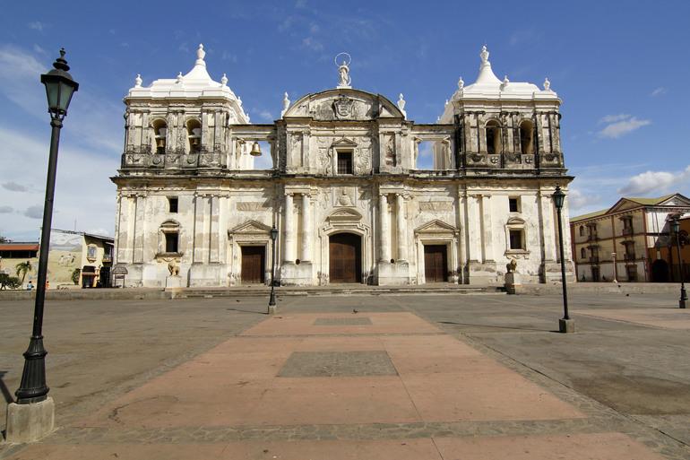 Леонский собор никарагуа