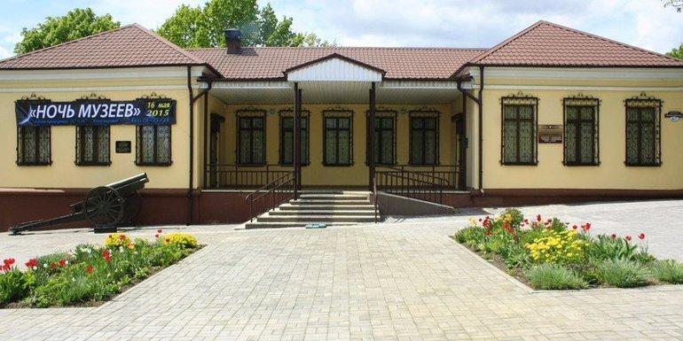 Музеи в городе Борисов