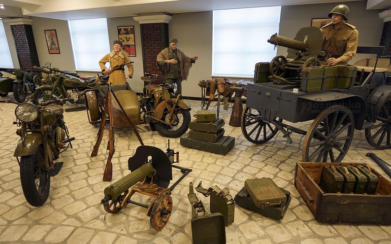 Музей ретро автомобилей подмосковье