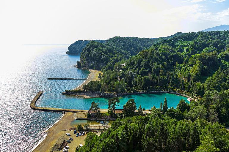 Недорогая Абхазия