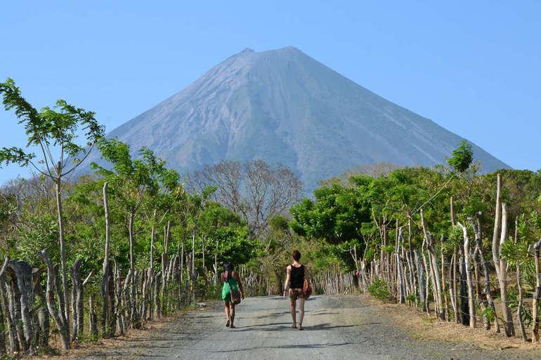 Никарагуа климат