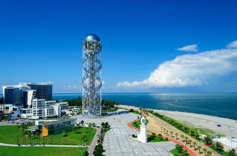Великолепный отдых на черноморском побережье Кавказа