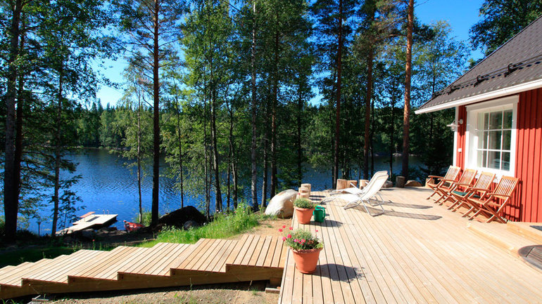 Отдых в Финляндии для туристов