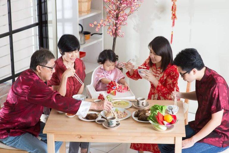 Как отмечают китайцы Новый год