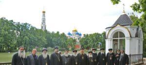 Николо-Угрешский монастырь — история святой обители