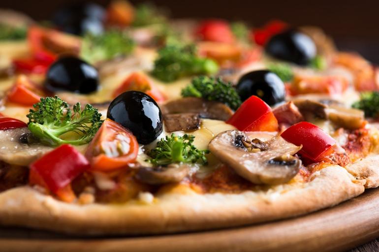 Пиццерия «CUBIZZA»