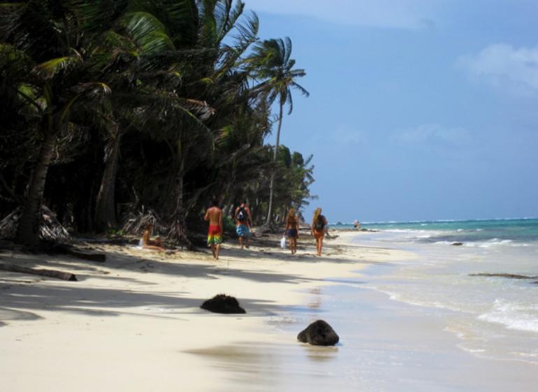 Пляж Монтелимар никарагуа