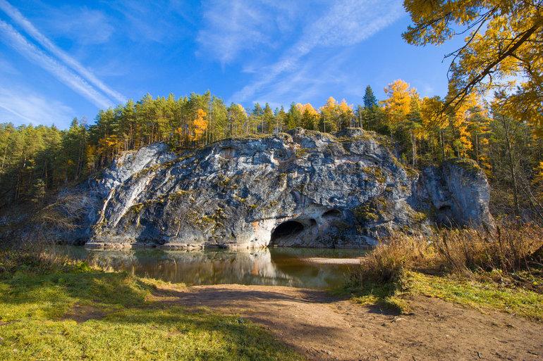 Природный парк-заповедник «Оленьи ручьи»
