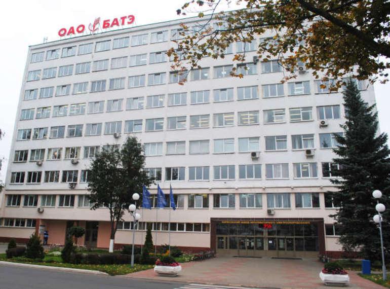 Промышленный потенциал города Борисов