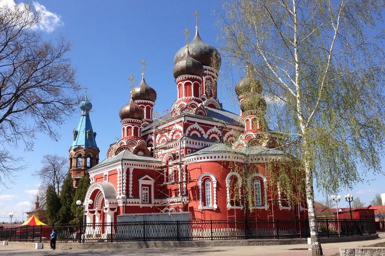 Самые значимые здания и постройки города Борисов