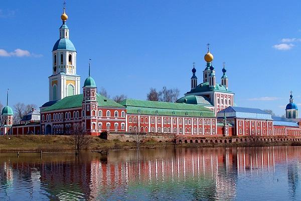 Удивительная история Санаксарского монастыря в Мордовии