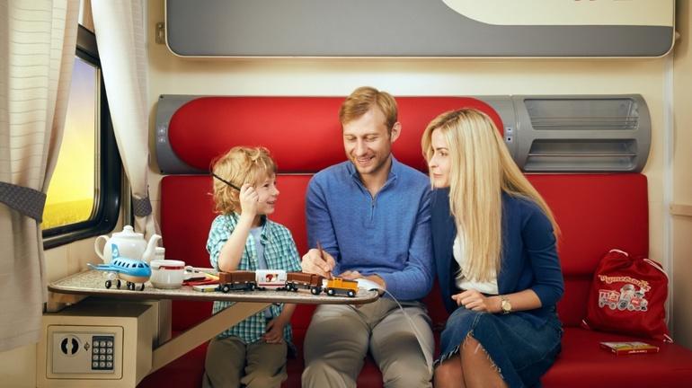 Сколько стоит детский билет на поезд
