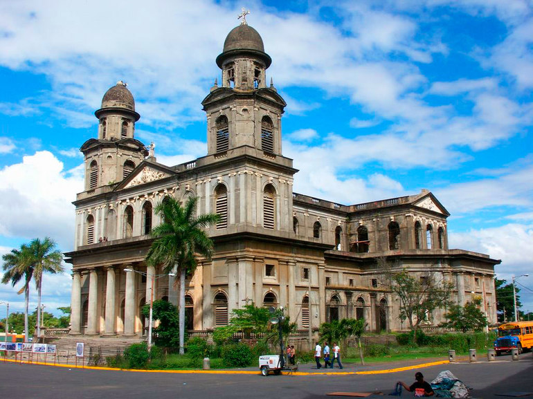 Собор святого Джеймса никарагуа
