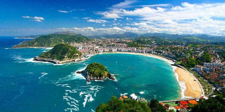 Список загородных мест и городских пляжей