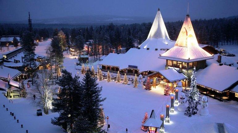 Тур в финляндию на новогодние каникулы 2019