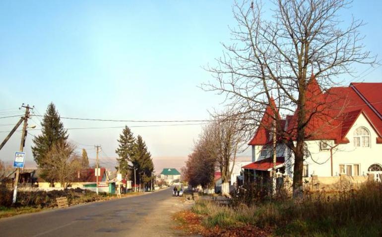 Улочки и районы города Черновцы