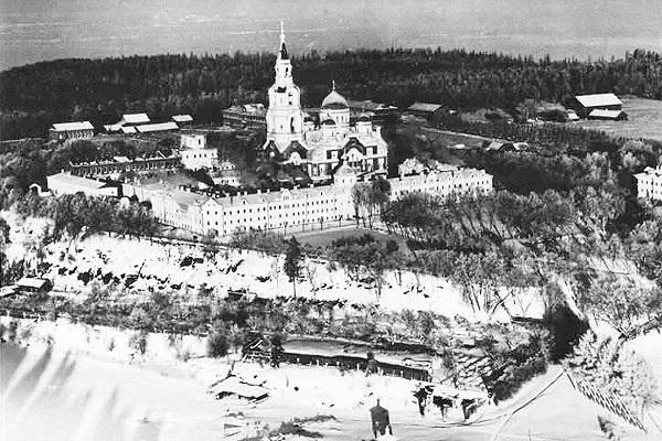 Валаамский монастырь — обитель высшей чистоты