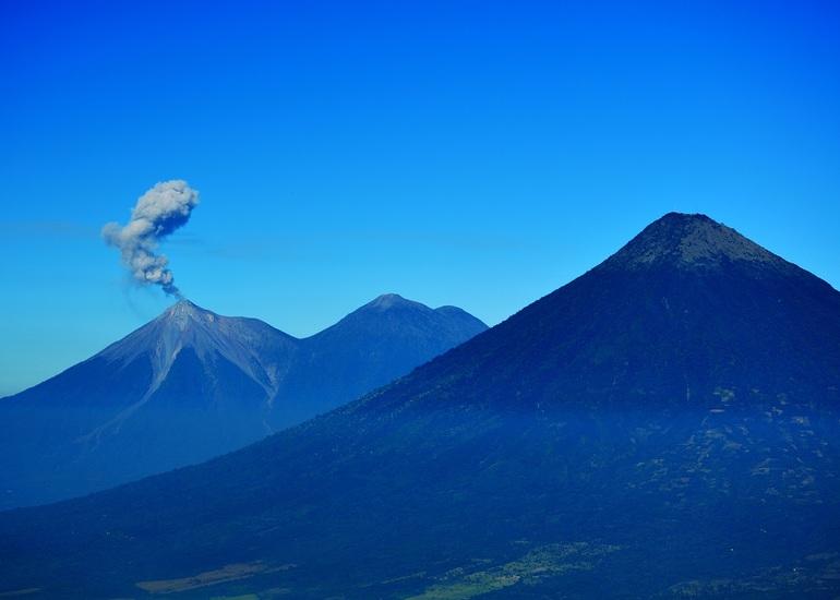 Вулкан Момбачо экскурсии