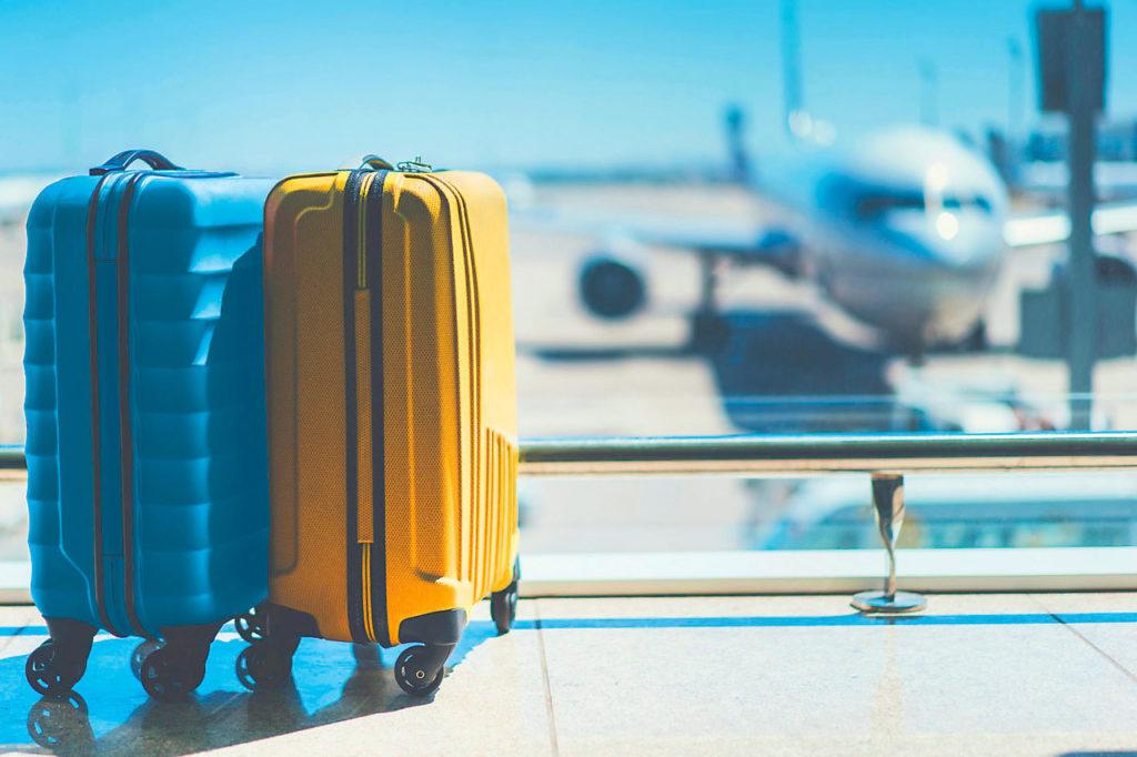 багаж самолет