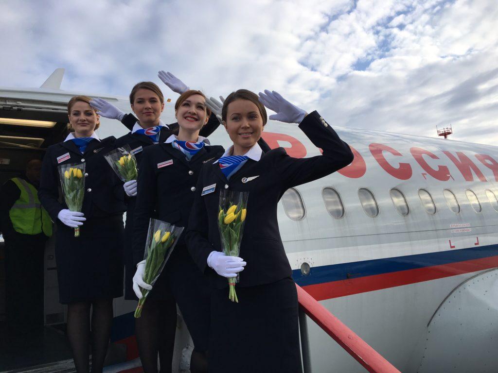вылететь из России